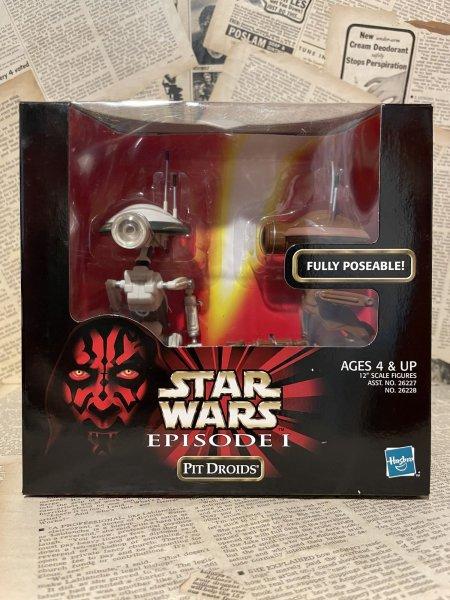 画像1: Star Wars/Action Figure(Pit Droids/MIB) (1)
