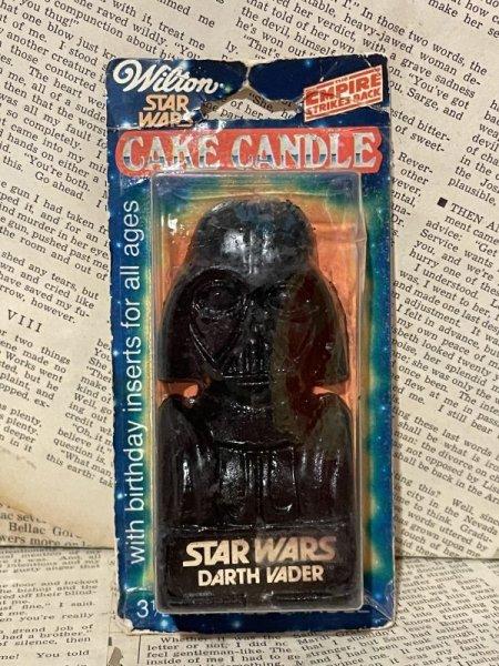 画像1: Star Wars/Cake Candle(80s/Darth Vader/MOC) (1)