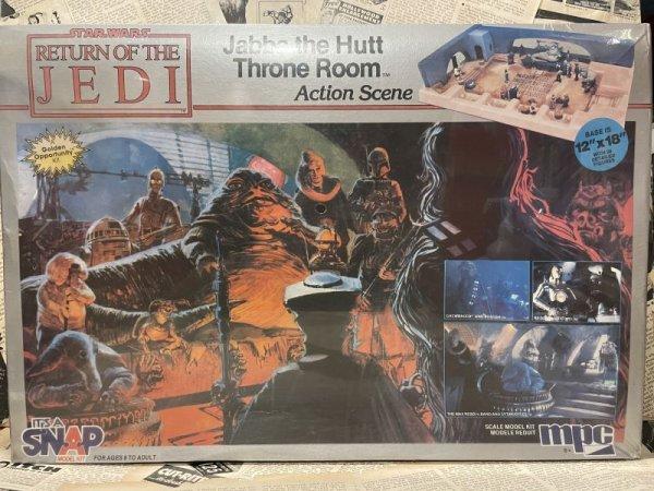 画像1: Star Wars/Model Kit(80s/Jabba the Hutt Throne Room) (1)