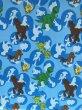 画像1: Flat Sheet Fabric(Toy Story/B) (1)