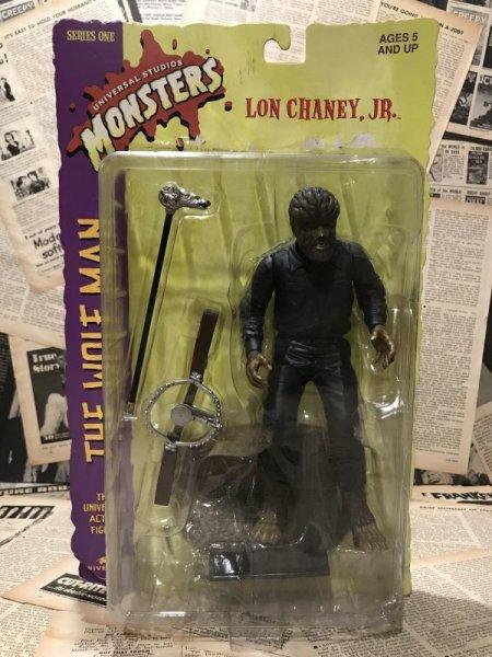 画像1: Universal Monsters/Action Figure(The Wolfman/MOC) (1)