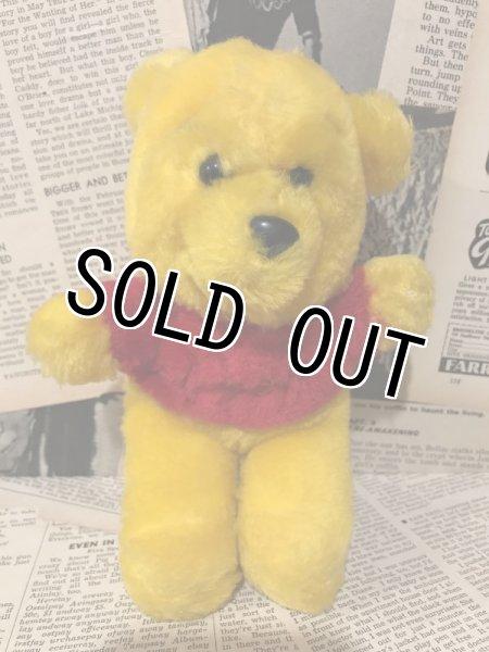画像1: Winnie the Pooh/Plush(Sears/18cm) (1)