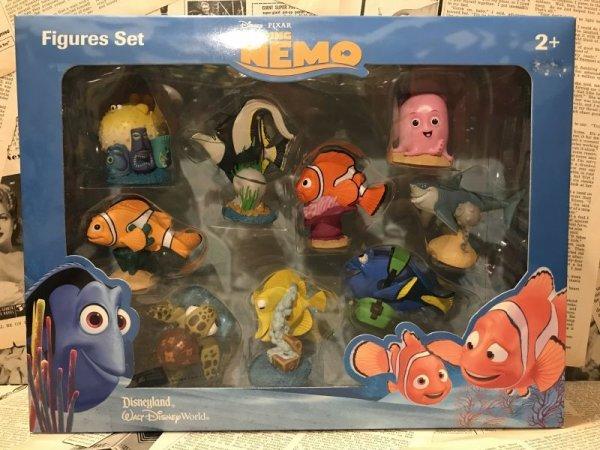 画像1: Finding Nemo/PVC Figure set(MIB) (1)