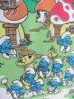 画像3: Flat Sheet Fabric(Smurfs) (3)