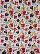 画像1: Flat Sheet Fabric(Angry Birds) (1)